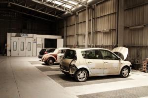 Integral del Automotor Chapa y Pintura Tenerife Sur 02